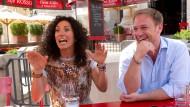 An Temperament fehlt es Evren Gezer und Tobias Kämmerer bestimmt nicht. Wer beim Radio arbeite, müsse auch eine Rampensau sein, sagen sie.