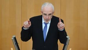 """Datenschützer rügt Polizei im Fall """"NSU 2.0""""-Drohschreiben"""