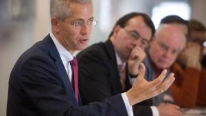 Fraport-Chef: Einbußen bis zu 20 Prozent bei Fracht
