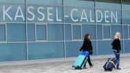 Als Kassel Airport aus der Krise