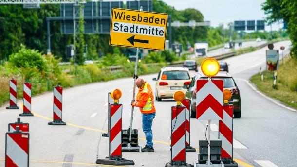Bypass gegen den Verkehrsinfarkt