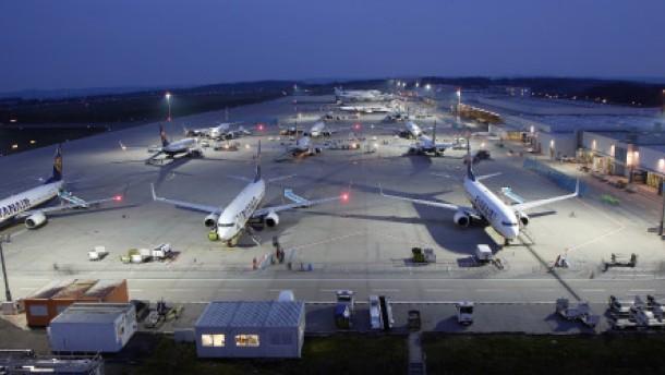 Zuversicht am Flughafen Hahn trotz der Kerosinpreise
