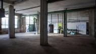 Aufbau: Eine neue Genossenschaft will diese ehemalige Fabrik in Offenbach zu Wohnraum umgestalten