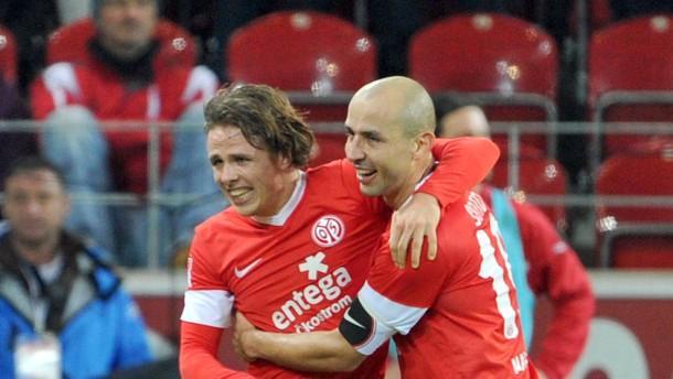 1. FSV Mainz 05 - VFB Stuttgart
