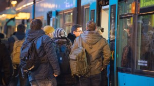 Straßenbahnen und U-Bahnen sollen auch nachts fahren