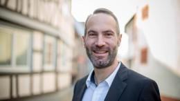 Andreas Bär wird Bürgermeister