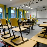 Ohne Schulleiter: In Hanau bleiben Rektorenstellen länger vakant (Symbolbild).