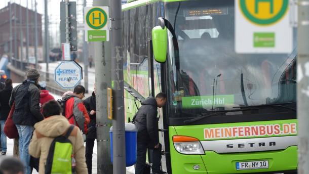 Gründerzeit beim Fernbusverkehr hält an