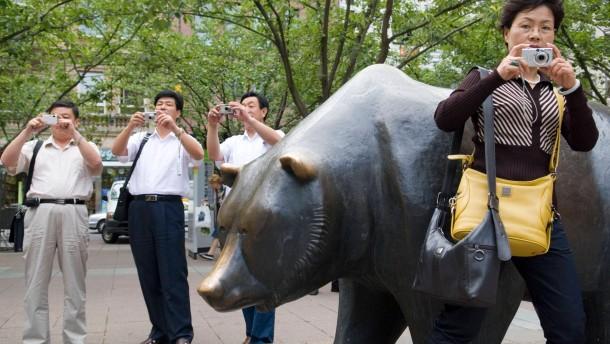 Goethe soll das Tor nach China aufstoßen