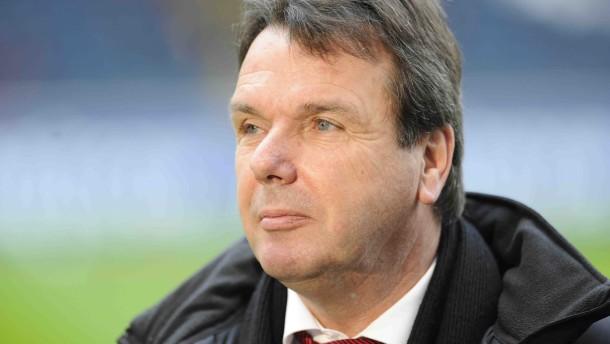 Eintracht Frankfurt ist nicht gefährdet