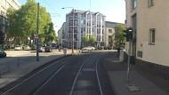 15: Vogelweidstraße - Stresemannallee/Gartenstraße