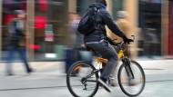 Hessen nur mäßig fahrradfreundlich