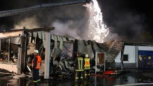Nach Bränden: Zeitweilig Tatverdächtiger wieder frei