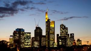 Commerzbank größter Arbeitgeber am Finanzplatz