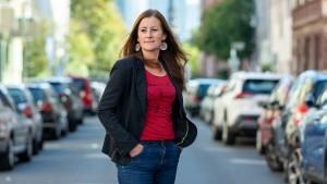 Wissler will als Linken-Chefin im Landtag bleiben