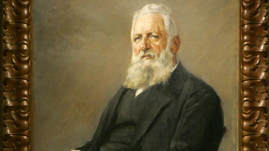 Ehemaliger Oberbürgermeister von Frankfurt: Franz Adickes
