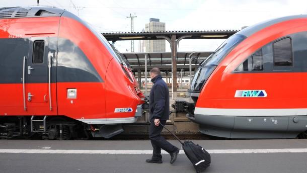 RMV stellt Neuerungen zu Fahrplanwechsel vor