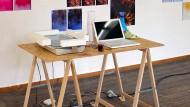 Götterspeise unter dem Scanner: Installation von Markus Wirthmann in Aschaffenburg