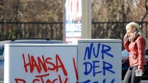 Städte leiden unter Vandalismus-Schäden