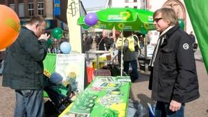 Hessen-Grüne: Monatlich 100 neue Mitglieder
