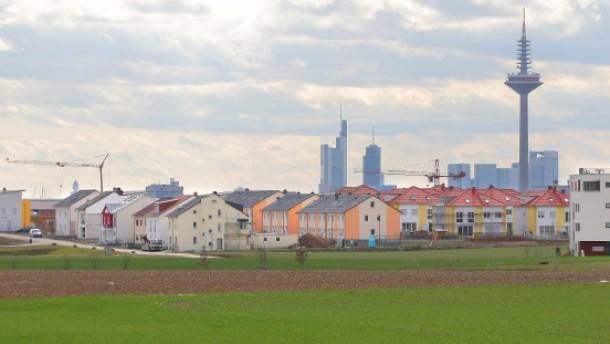 Neue Grundstücke für 10 000 Wohnungen
