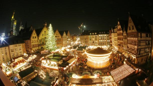 Oh Weihnachtsmarkt, oh Weihnachtsmarkt