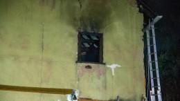 Zweiter Toter aus ausgebranntem Wohnhaus identifiziert