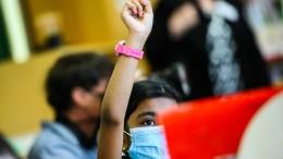 Maskenpflicht außerhalb der Klassenzimmer
