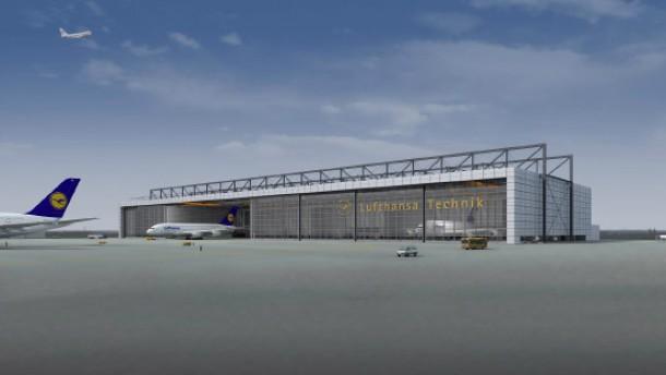 Lärmschutzauflagen für Airbus-Werft ausreichend