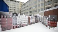 Die Farben der neuen Altstadt