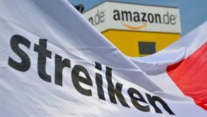 """""""Keine Wertschätzung für Beschäftigte von Amazon"""""""