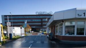 Opel stoppt Produktion in mehreren Werken