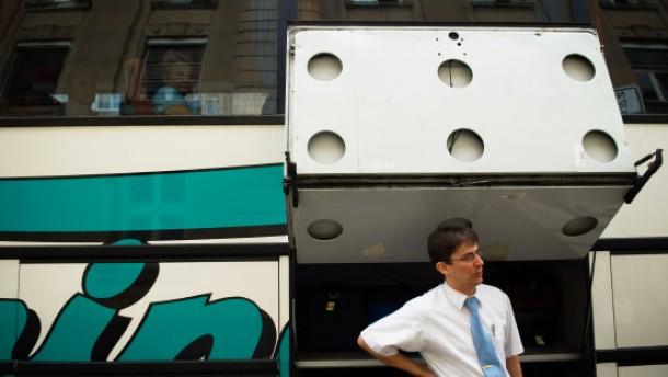 Vier Jahre Rechtsstreit um einen Linienbus nach Köln