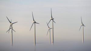 Zwei-Prozent-Ziel für Windkraft erreicht