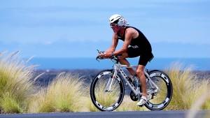Altes Eisen beim Ironman