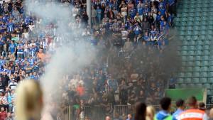 Eintracht und ihre Fans: Sorgen vor dem Ligastart