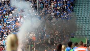 Die Eintracht und ihre Fans: Frankfurter Sorgen vor dem Ligastart