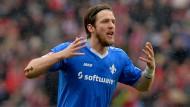 Erst neu dabei: Peter Niemeyer im Spiel gegen Mainz. Auch er weiß um die Bedeutung von Johnny für den Club.