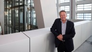 Sechs Jahre im Dienst des EZB-Turms