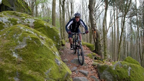 Streit um Waldwege