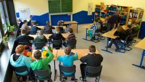 Zahl der Ganztages-Schüler über Bundesschnitt