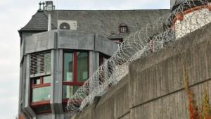 Häftlinge gegen Sicherheitsverwahrung im Hungerstreik