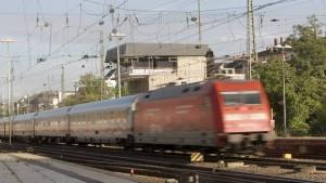 Es fehlen Lokführer, Zugbegleiter und Wagenmeister