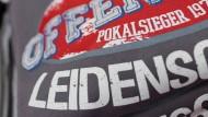 Wenn auch alle Leidenschaft nicht mehr hilft: Die Offenbacher Kickers bekommen keine Lizenz mehr.
