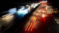 Fußgänger auf Autobahn überfahren