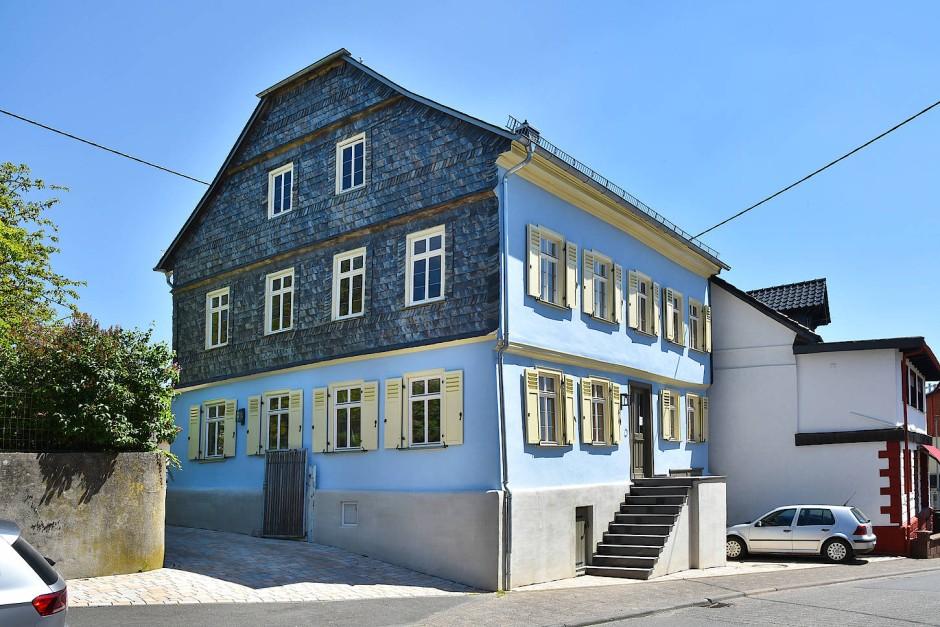 Preiswürdig:  Kulturhaus Heidenrod-Laufenselden