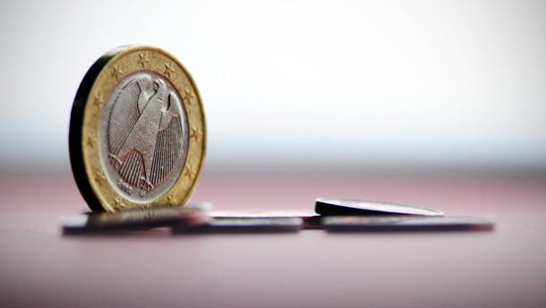 Acht Monate für ein Euro Beute