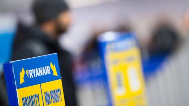 Streik der Ryanair-Piloten bisher ohne größere Folgen