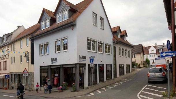 Usinger Stadtkern soll Outlet-Center werden
