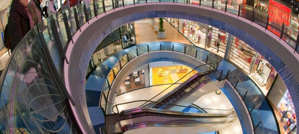 Einkaufszentrum Darmstadt